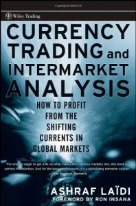 Forex trading using intermarket analysis