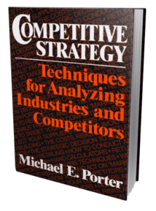 compatitive strategies From competitive advantage to corporate strategy by michael e porter corporate strategy, the overall plan for a diversified company, is both the darling and the.